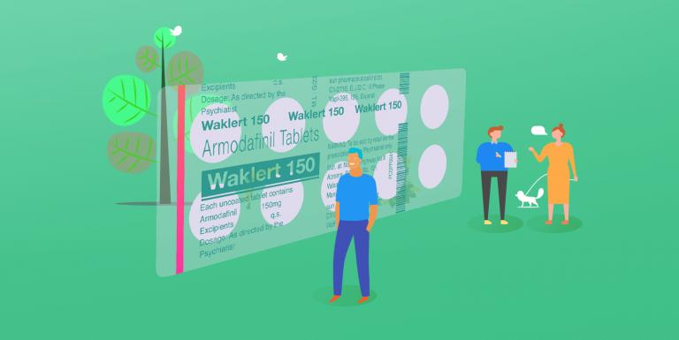 Průvodce užíváním produktu Waklert